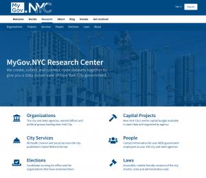 MyGov Agency Directory